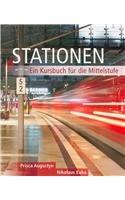 Stationen: Ein Kursbuch Fur Die Mittelstufe (German Edition)