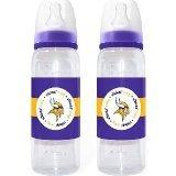 NFL Minnesota Vikings 2 Pack Bottles