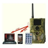 ScoutGuard SG580M-8M Mobile MMS Email IR Trail Scouting 8.0MP Hunting Game Camera by ScoutGuard