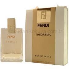Fendi Theorema By Fendi Edt Spray For Men 1.7 Oz