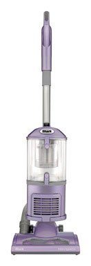 Shark Navigator Upright Vacuum for Carpet and Hard Floor with Lift-Away Handheld HEPA Filter, and Anti-Allergy Seal (NV352), Lavender from Shark