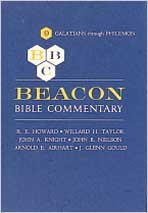 Books : Beacon Bible Commentary, Volume 9: Galatians through Philemon
