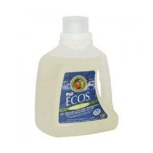 Earth Friendly Ecos Lemongrass Ultra Liquid Detergent ( 4x100 OZ)