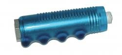 HUTCHINS MFG COMPANY HANDLE ASSY COMPLETE (BLUE) ()