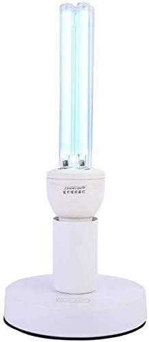 KaiKai El ozono hogar Killing esterilización, lámpara de desinfección portátil, Limpiar y desinfectar Aire al Matar Las bacterias, Virus, Allergan y el Molde (Tamaño: Base de sincronización): Amazon.es: Hogar