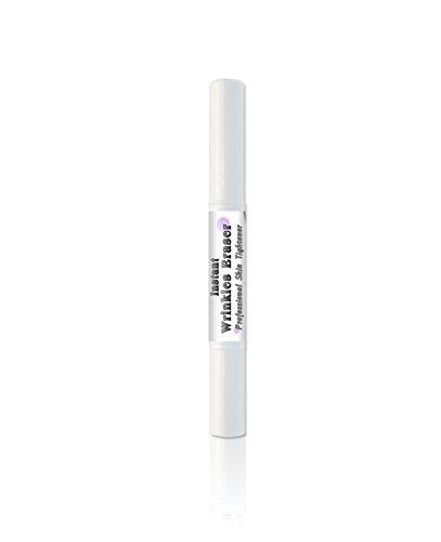 PACK OF 2 Instant Wrinkle Eraser - Wrinkle filler, Firming Tightening Fine Lines Eye & Face Cream in a Pen Shape Applicator