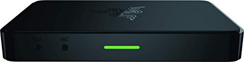 Razer Ripsaw USB 3.0 Game Stream and Capture Card for PC, PlayStation 4 or 3, Xbox One or 360, or Wii U, Uncompressed HD 1080p 60fps by Razer