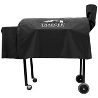 Traeger BBQ075 Pellet Grills Cover - Black by Traeger