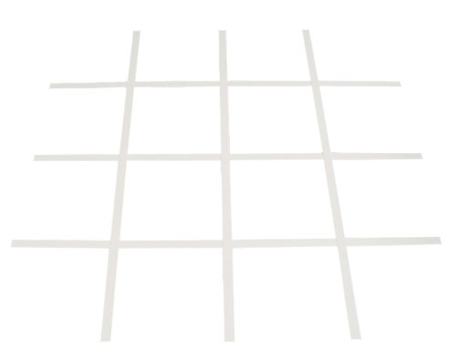 Mel's Mix Square Garden Grid Kit, 4 by 4-Feet by Mel's Mix