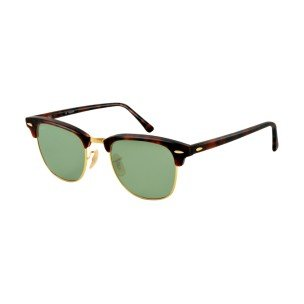 Ray-Ban Gafas de sol RB3016 CLUBMASTER 1145O5 MATTE RED ...