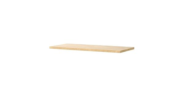 Ikea EKBY LAIVA - Estante, Efecto Abedul - 24x59 cm: Amazon ...