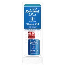 PACK OF 5 - King Of Shaves Sensitive Shave Oil 15ML by CHP Caps