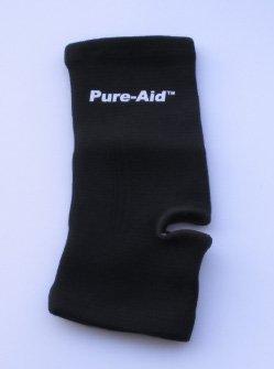 Knitted Uniform Compression Support Designed for Weak or Injured Ankles