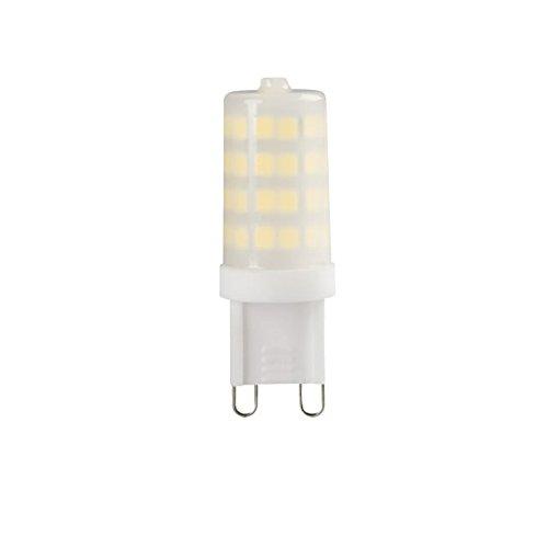 Bombilla LED G9 3.5 watt (EQ. 28 Watt) - Color Eclairage - blanco frío: Amazon.es: Iluminación