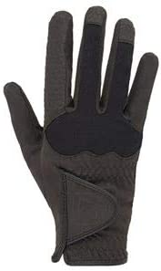 Noble Equestrian Crossover Gloves, Black