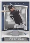 Aaron Hill #82/120 (Baseball Card) 2005 Upper Deck Trilogy - Generations Future - Materials [Memorabilia] #FU-AH