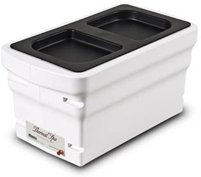 Thermal Spa Adjustable Heat Setting Paraffin Bath - White (49153) by Thermal Spa