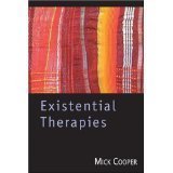 Existential Therapies [HARDCOVER] [2003] [By Mick Cooper]