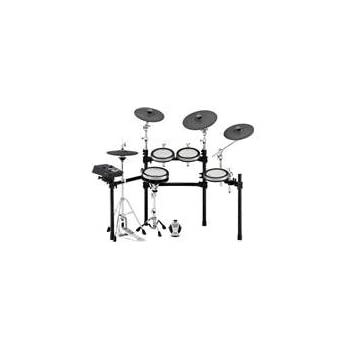 yamaha dtx700 series electronic drum set dtx750k musical instruments. Black Bedroom Furniture Sets. Home Design Ideas