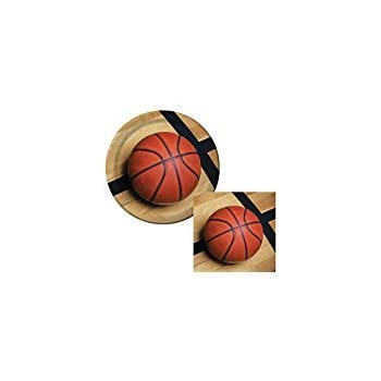Home Furniture Diy Sports Fanatic Basketball Lunch Napkins 18