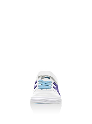 ONITSUKA TIGER by ASICS sneakers fille blanc cuir Pourpre AG498