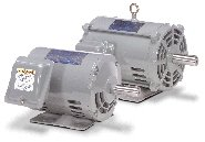 Teco-Westinghouse DTP0034 Rolled Steel, 3 HP, 1800 RPM, 208/230/460 Volts, 3 Phase, ODP, 182T Frame, Premium, AC Induction Motor ()