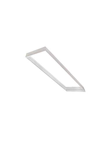 Tpzl F-L1X4-Frame Mounting Frame for 1X4Ft Led Panels (5 Units)