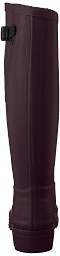 Aigle Aiglentine, Stivali da Pioggia Donna Viola (Aubergine)