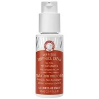 - First Aid Beauty Skin Rescue Daily Face Cream, 2 oz