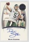 Drew Stanton (Football Card) 2007 Press Pass Legends - Saturday Signatures #DRST
