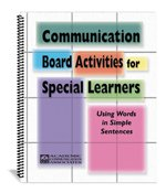 Communication Board Activities for Special Learners (Assistive Technology For Speech And Language Disorders)