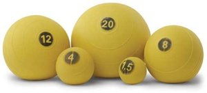 D BALL 40lb Non Bounce Medicine Ball by D-Ball