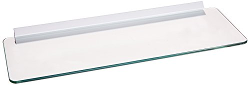 Knape & Vogt Shelf (Knape & Vogt 89WH10618 Shelf Kits Glass)