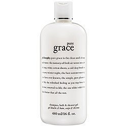 Philosophy Pure Grace Hand Wash - 8 Fl Oz