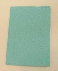 919470 PT# 919470- Tidi Bibs 13x18 2P/P Diam Teal 500/Ca by, Tidi Products LLC