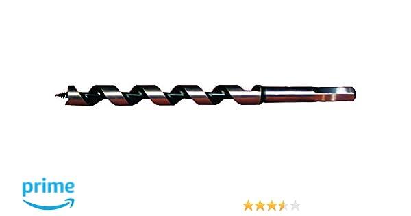 Viking Drill and Tool 53530 Type 952 Standard HSS Wood Auger Bit 5//8 x 24