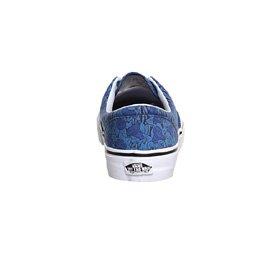 Vans Era Femme Baskets Mode Bleu Bleu