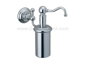 (Rohl WD850PTCB Wall-Mounted Soap/Lotion Dispenser, Tuscan)