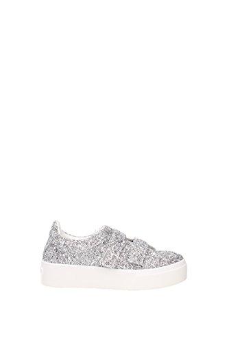 EU Mujer Sneakers Glitter Kenzo Plata F821SN413AG RxIxqFwnP1