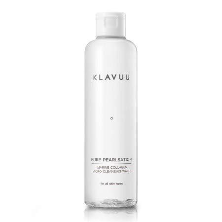 KLAVUU Pure Pearlsation Marine Collagen Micro Cleansing Water 8 45 fl oz 250 ml