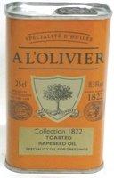 L 'Olivier Rapeseed Oil 8.3oz Tin