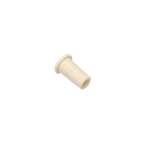 Fiber Cable Dust Cap for 1.25mm Ferrules (LC) Simplex (100 Pack) ()