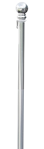 56 inch Aluminum Flag Pole at SteelerMania
