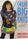 book cover of Great Big Knits