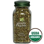 Simply Organic Italian Seasoning ORGANIC 0.95 oz. Bottle (a) - 2 Bottles