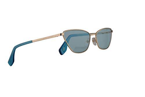 - Marc Jacobs Marc 369/S Sunglasses Gold Azure w/Azure Gradient Lens 57mm MVU1P Marc 369S Marc369S Marc369/s