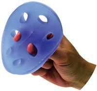 TheraBand Hand Xtrainer, Non-Latex Hand Exerciser for Progre