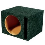 - Q Power Single 12-Inch Vented Unloaded Box