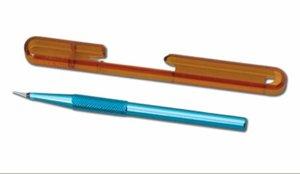 Feather® Sterile MicroScalpels, 5EA/BX, 15&Deg; Angle