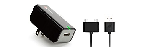 Griffin Technology PowerBlock for iPad, iPhone and iPod, 2.1 amp - Black